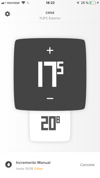 termostatos inteligentes, netatmo, domotica
